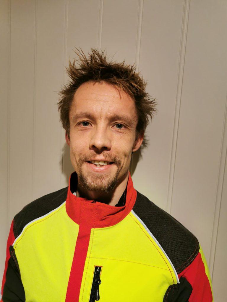 John Erik Eriksen Daglig leder og fagsjef